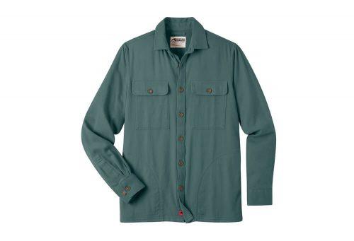 Mountain Khakis Patrol Overshirt - Men's - wintergreen, large