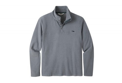 Mountain Khakis Pop Top Pullover - Men's - gunmetal, small