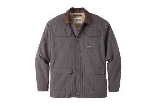 Mountain Khakis Ranch Shearling Jacket - Men's - terra, small