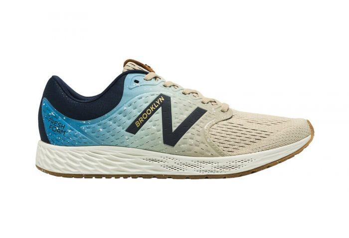 New Balance Zante v4 Shoes - Women's - black/techtonic blue, 6.5