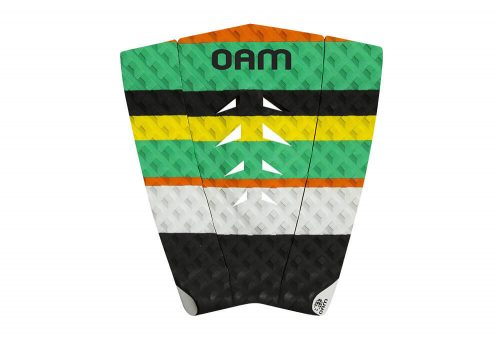 OAM Michel Bourez Traction Pad - green, one size