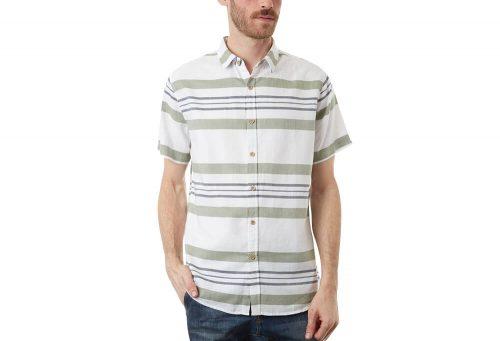 PX Canaan Short Sleeve Shirt - Men's - white, medium