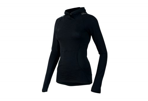 Pearl Izumi Flash Hoody - Women's - black/shadow grey, medium