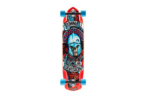 Sector 9 Javelin DHD Complete Longboard - red, one size