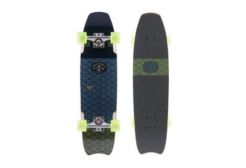 Sector 9 Shark Bite 17 - blue, one size