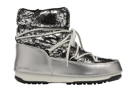 Tecnica Crackled Low Moon Boots - Unisex