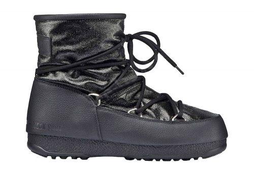 Tecnica Low Glitter Moon Boots - Women's - black, eu 36