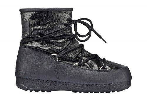 Tecnica Low Glitter Moon Boots - Women's - black, eu 41
