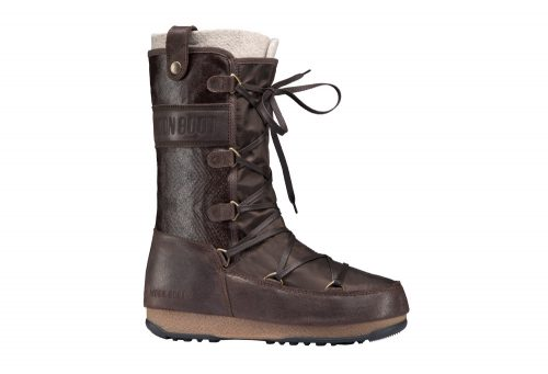 Tecnica Monaco Mix WE Moon Boots - Women's - dark brown, eu 36