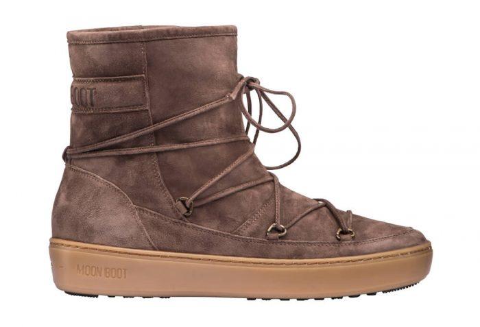 Tecnica Pulse Mid Moon Boots - Unisex - brown, eu 36