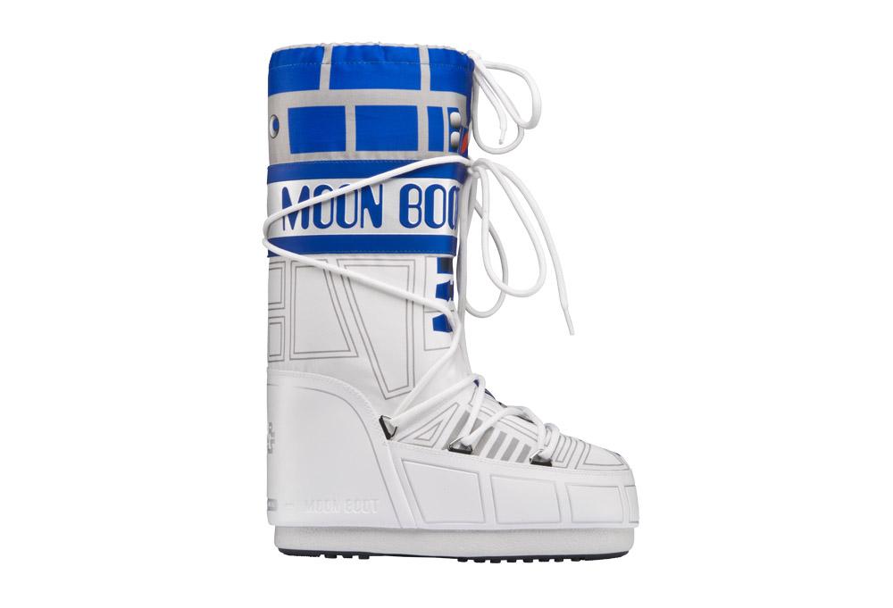 Tecnica R2D2 Star Wars Boots - Unisex - white/blue/silver, 35/38