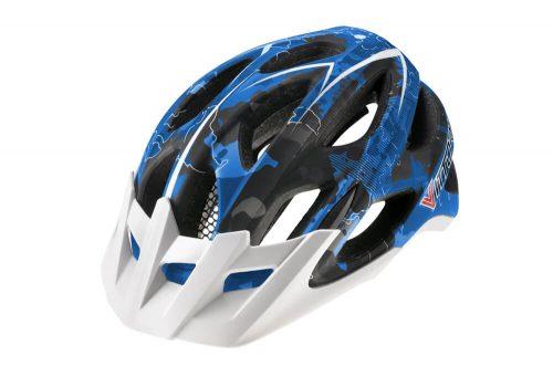 Vittoria DRT Helmet - blue/black camo, l