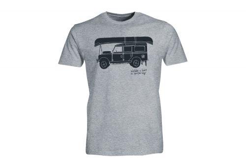 Wilder & Sons Defender Solid T-Shirt - Men's - athletic heather, large