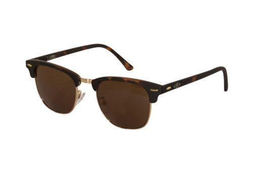 Wilder & Sons Freemont Sunglasses - dark brown tortoise/dark brown, one size