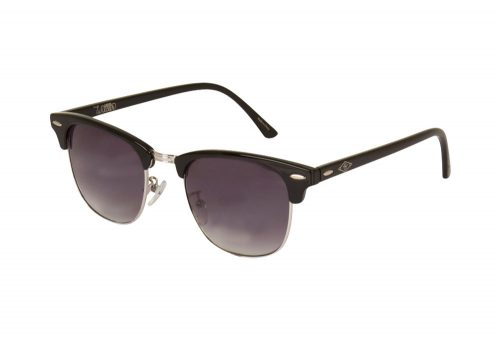 Wilder & Sons Freemont Sunglasses - shiny black/grey gradient, one size