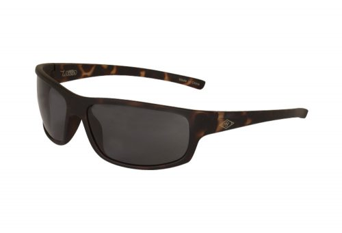 Wilder & Sons Hawthorne Polarized Sunglasses - dark brown tortoise/dark smoke polarized, one size