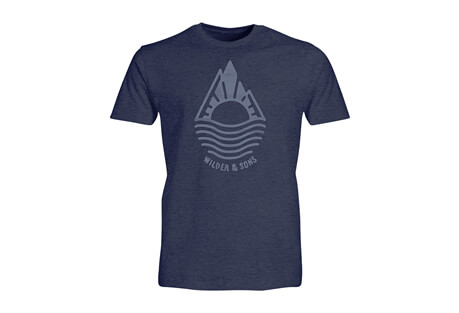 Wilder & Sons Mountain Drop T-Shirt - Men's