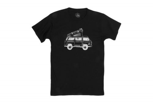 Wilder & Sons Vanagone T-Shirt - Men's - black, large