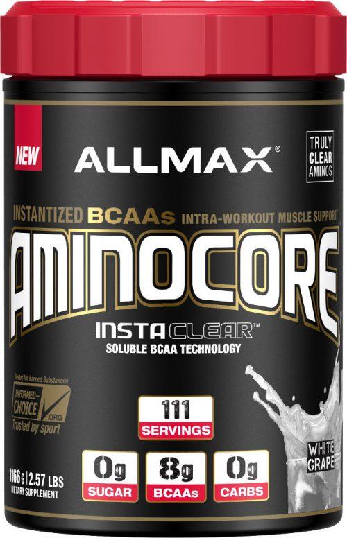 AllMax Nutrition AminoCore - 111 Servings White Grape
