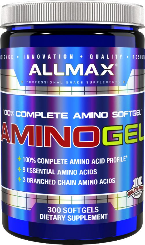 AllMax Nutrition AminoGel - 300 Softgels