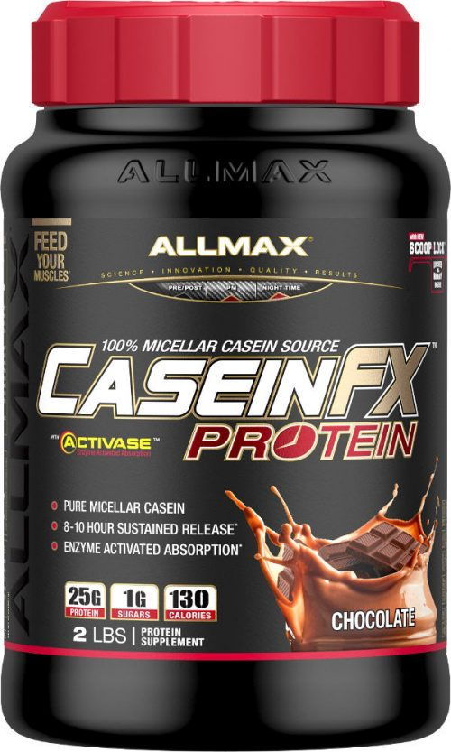 AllMax Nutrition Casein-FX - 2lbs Chocolate