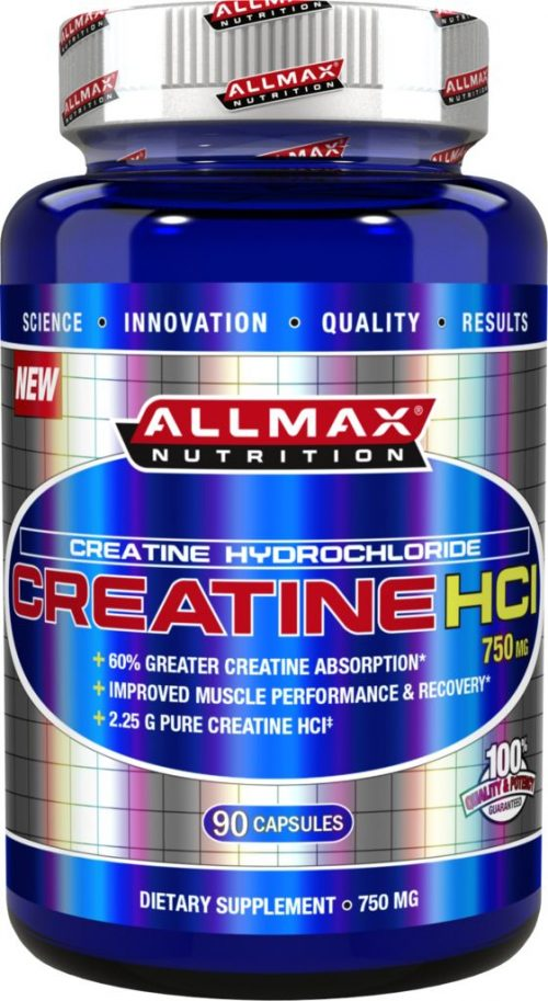 AllMax Nutrition Creatine HCl - 90 Capsules