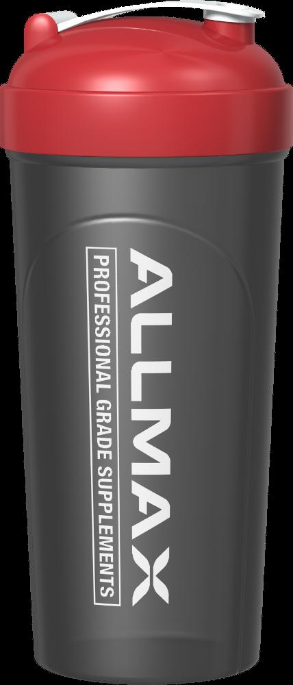 AllMax Nutrition Leak-Proof Shaker Bottle - 1 Black Shaker