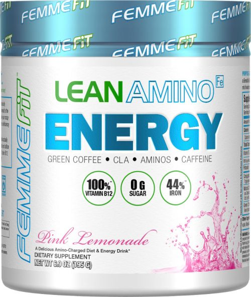 AllMax Nutrition Lean Amino Energy - 28 Servings Pink Lemonade