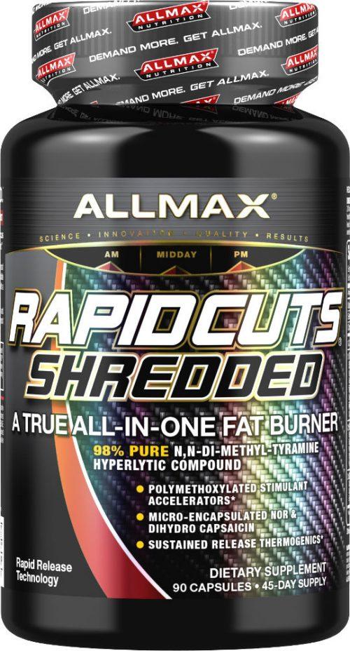 AllMax Nutrition Rapidcuts Shredded - 90 Capsules
