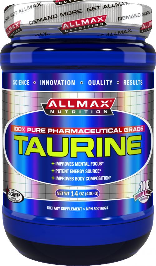AllMax Nutrition Taurine - 400g