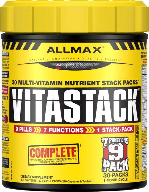 AllMax Nutrition VitaStack - 30 Packs