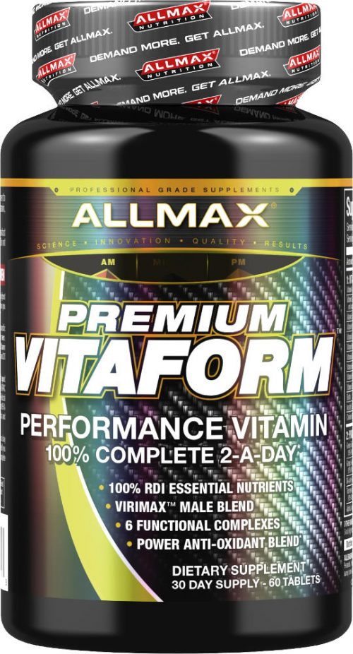 AllMax Nutrition Vitaform - 60 Tablets