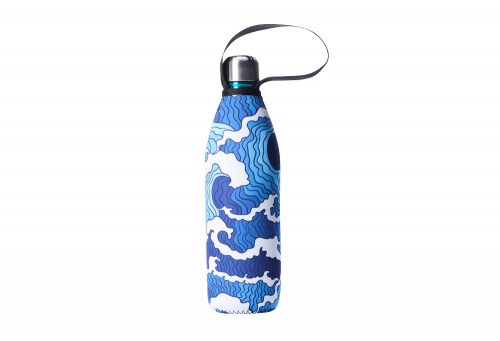 BBBYO Future Bottle+ Carry Cover - 750 ml - tsumi print/mint, 750ml
