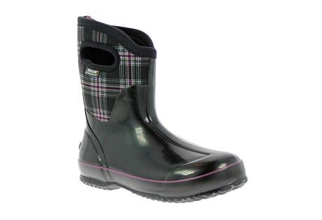 BOGS Classic Winter Plaid Mid Boots - Women's