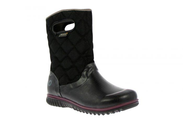 BOGS Juno Mid Boots - Women's - black, 6