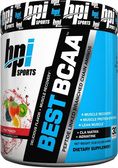 BPI Sports Best BCAA - 30 Servings Fruit Punch