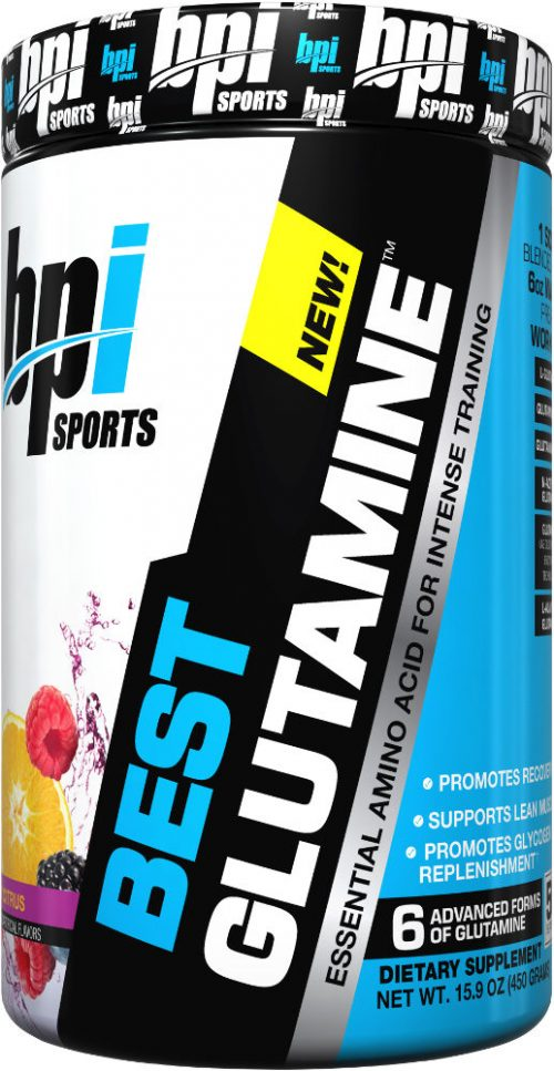 BPI Sports Best Glutamine - 400g Berry Citrus