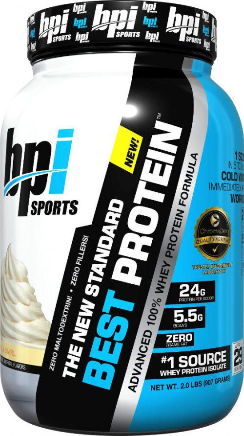 BPI Sports Best Protein - 1lb Vanilla Swirl