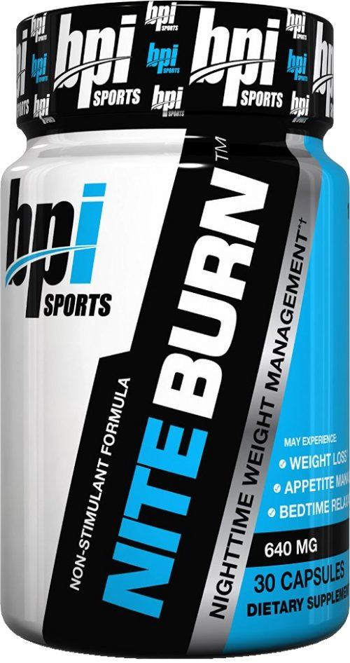 BPI Sports Nite-Burn - 30 Capsules