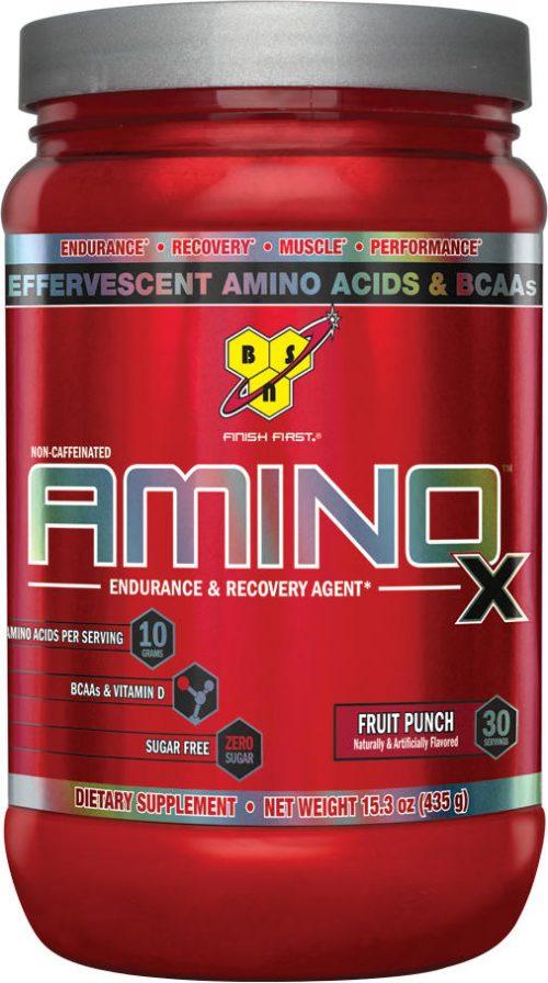 BSN AMINOx - 30 Servings Fruit Punch