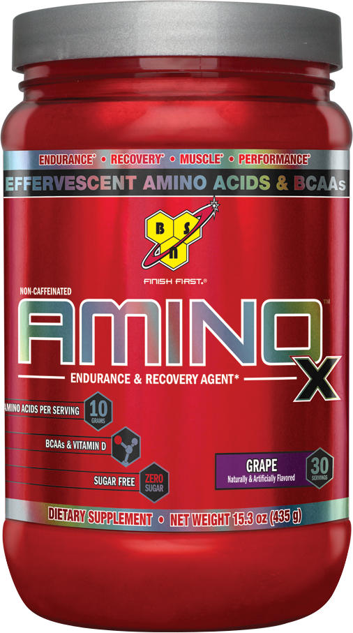 BSN AMINOx - 30 Servings Grape