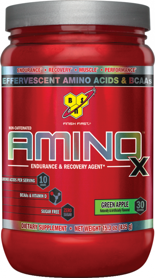 BSN AMINOx - 30 Servings Green Apple