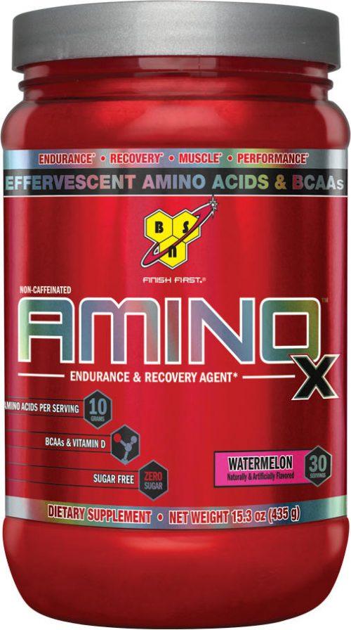 BSN AMINOx - 30 Servings Strawberry Orange