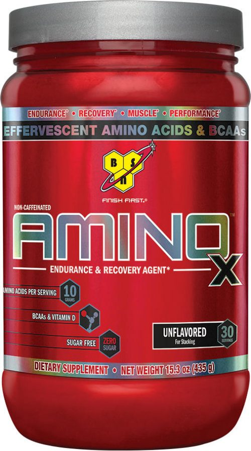 BSN AMINOx - 30 Servings Unflavored