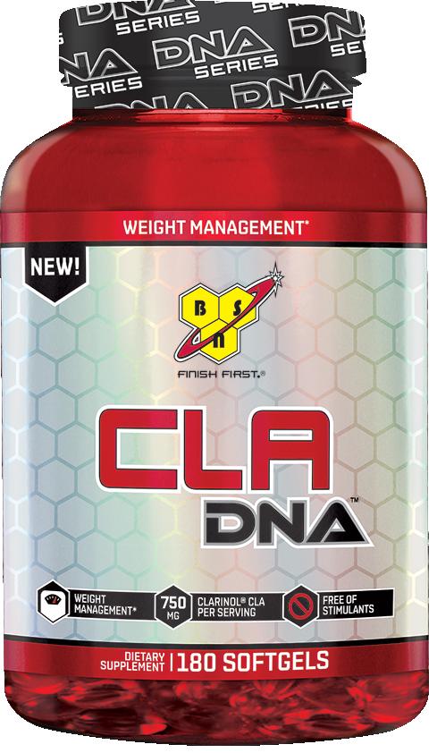 BSN CLA DNA - 180 Softgels