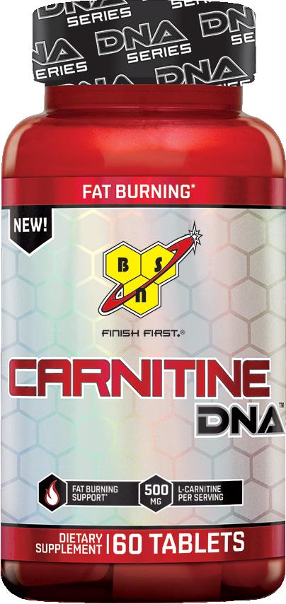BSN Carnitine DNA - 60 Tablets