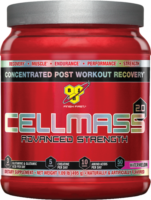 BSN Cellmass 2.0 - 50 Servings Watermelon
