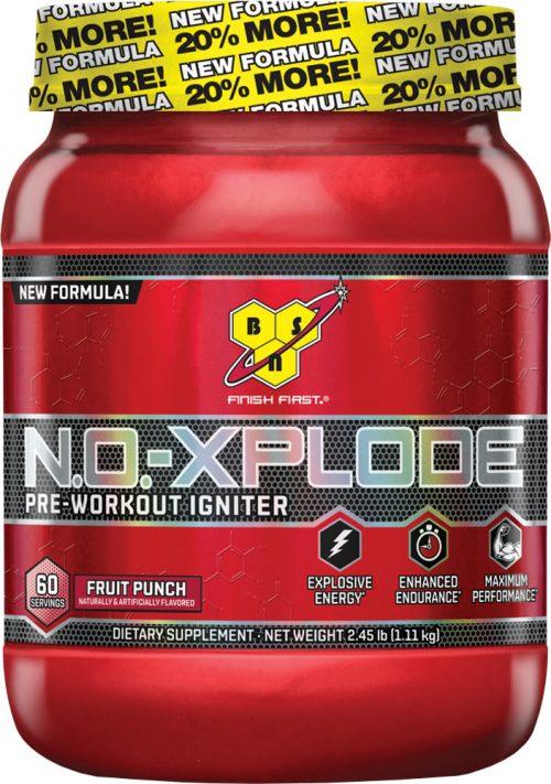 BSN NO-Xplode - 60 Servings Cherry Limeade