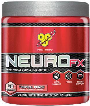 BSN Neuro FX - 30 Servings Tropical Punch