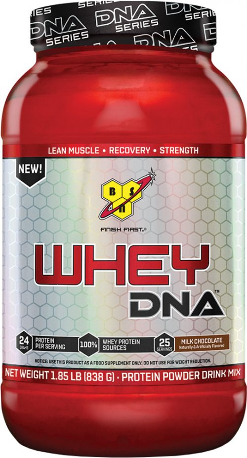 BSN Whey DNA - 25 Servings Milk Chocolate